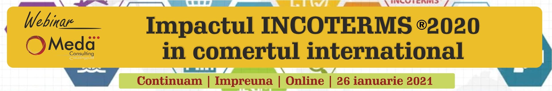 Impactul INCOTERMS® 2020 in comertul international Curs Meda Consulting