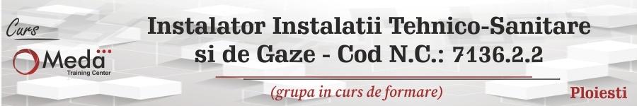 Instalator-Instalatii-Tehnico-Sanitare-si-de-Gaze-Cod-N.C.-7136.2.2